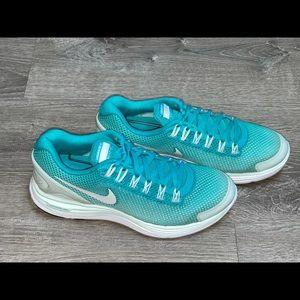 Nike lunarglide 4 breathe sport women's running